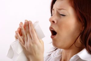 Оргазм и аллергия